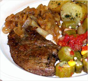 Liver and Onions Recipe Photo