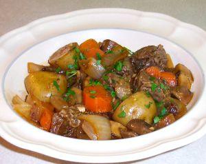 Beef Tenderloin Stew Recipe Photo