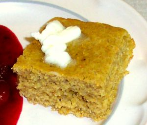 Cornbread Recipe Photo