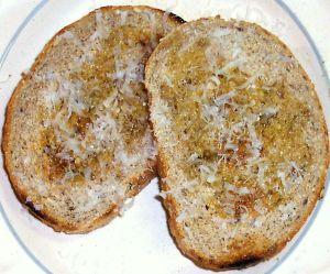 Garlic Bread Recipe Photo