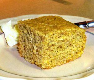 Whole Grain Cornbread Recipe Photo