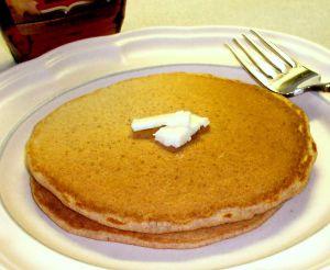 Whole Wheat Pancakes Recipe Photo