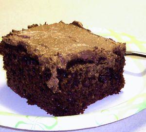 Chocolate Cake Recipe Photo