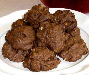 Chocolate-Chocolate Chip Cookies Recipe Photo