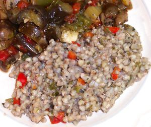 Kasha Pilaf Recipe Photo