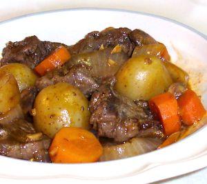 Lamb Stew Recipe Photo