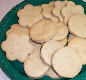 Butter Cookies Recipe Photo
