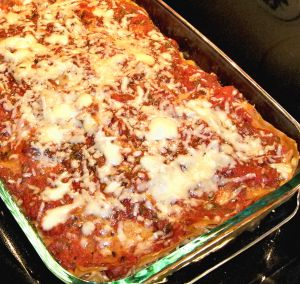 Lasagna Recipe Photo