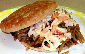 Pulled Pork Sandwich Recipe Photo