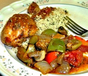 Chicken Cacciatore Recipe Photo