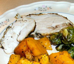 Roasted Turkey Breast Recipe Photo