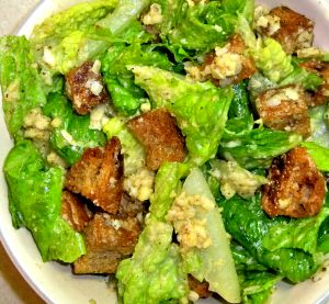 Caesar Salad Recipe Photo