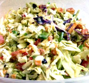 Coleslaw Recipe Photo