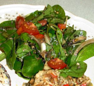 Tossed Green Salad Recipe Photo