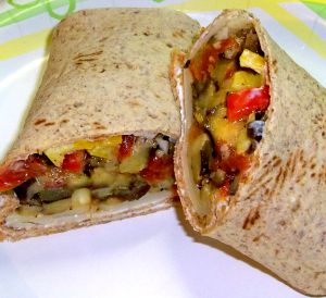Eggplant Wraps Recipe Photo
