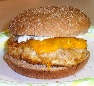 Fried Fish Fillet Sandwiches Recipe Photo