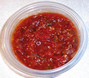 Homemade Marinara Sauce Recipe Photo