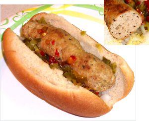 Homemade Hot Dogs Recipe Photo