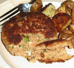 Salmon Cakes Recipe Photo