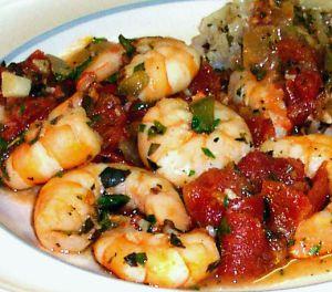 Shrimp and Grits Recipe Photo