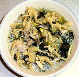 Chicken Noodle Soup Recipe Photo