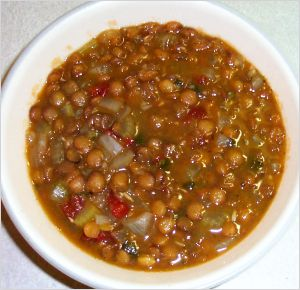 Lentil Soup Recipe Photo