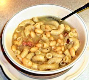 Pasta Fagioli Soup Recipe Photo